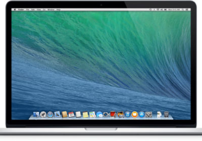 OS X Mavericks: Different name, looks the same
