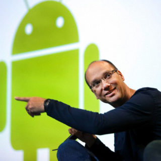 Google parts with former Android chief