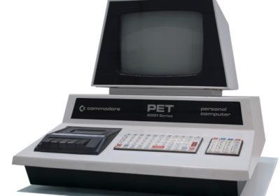 Vintage tech: Commodore PET