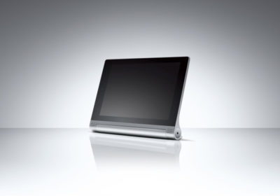 Firm backbone: Lenovo Yoga Tablet 2