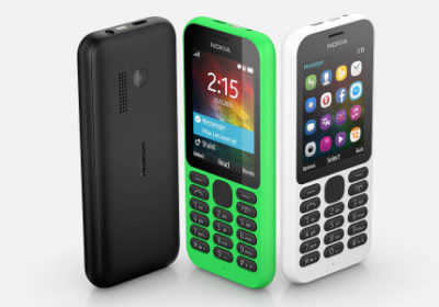 The $29 Nokia 215 – a neat phone for the masses