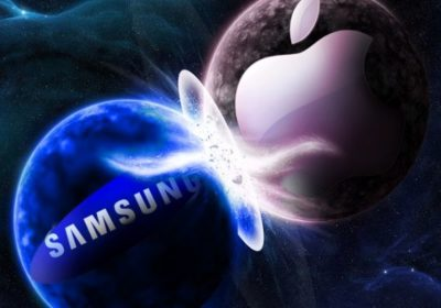 Apple catches Samsung as smartphone leader
