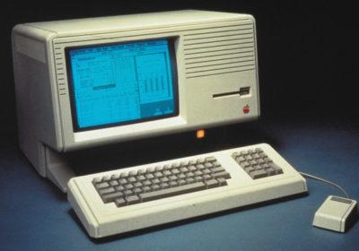 Vintage tech: Apple Lisa