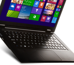 Lenovo's new LaVie Z laptop vs Apple's Macbook