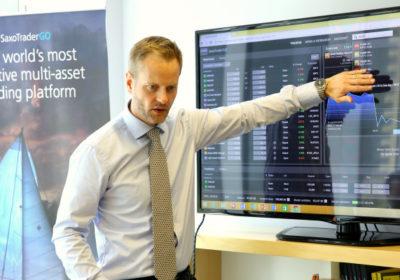 Saxo Bank launches trading platform