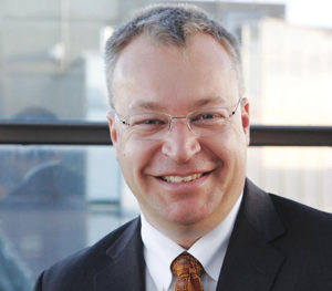 Microsoft casts out ex-Nokia chief Stephen Elop
