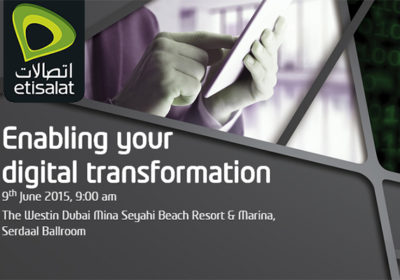 Etisalat to host private sector workshop on digital transformation